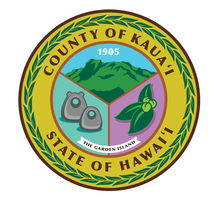 Logo of Kauai County